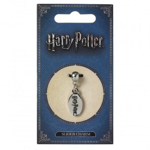 Charm Pendente placca con logo Harry Potter confezione