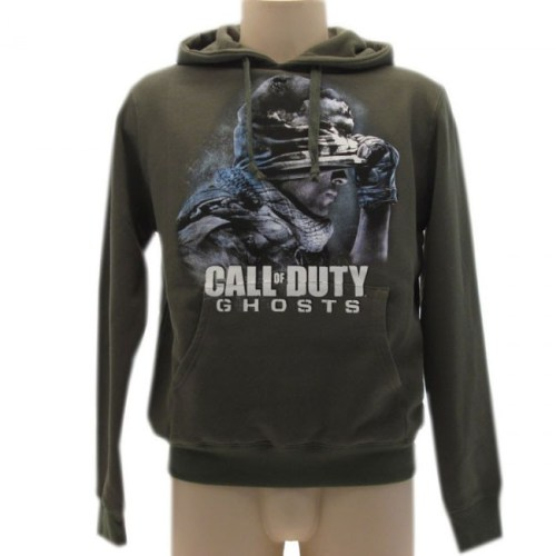 Felpa con cappuccio Call of Duty Militare