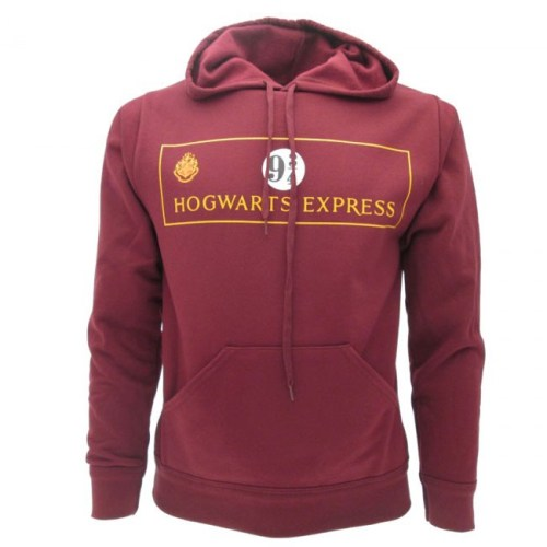 Felpa con cappuccio Harry Potter Hogwarts Express 934