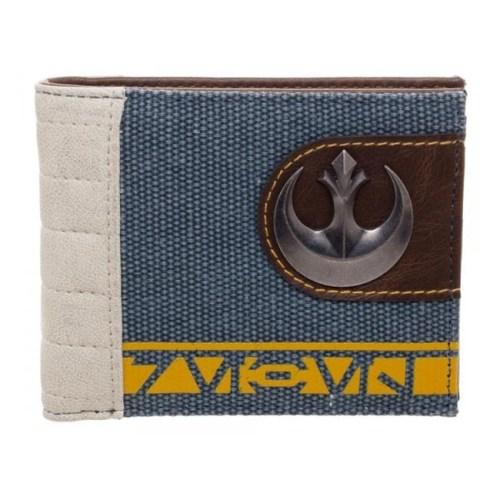 Portafoglio in Tela di Star Wars