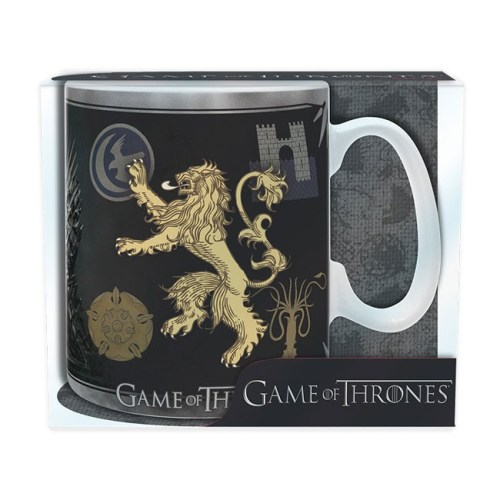 Tazza Game of Thrones Stemmi Casate scatola
