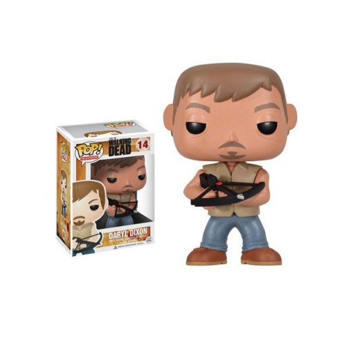 Funko Pop Daryl Dixon The Walking Dead 14