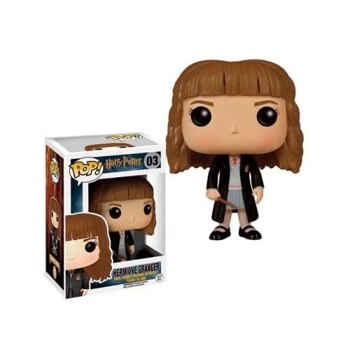 Funko Pop Hermione Granger divisa classica Harry Potter 03