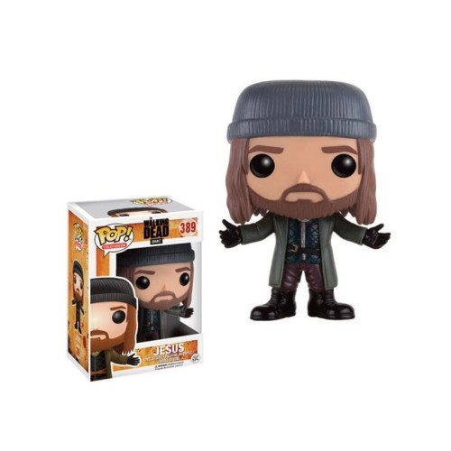 Funko Pop Jesus The Walking Dead 389