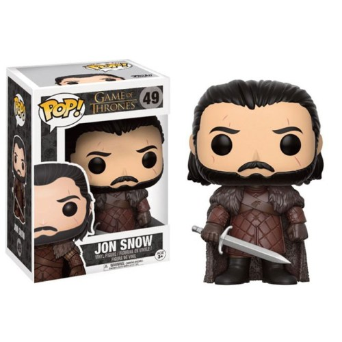 Funko Pop Jon Snow Game of Thrones 49