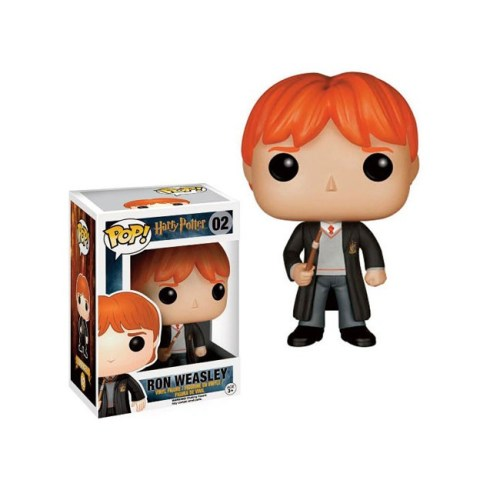 Funko Pop Ron Weasley Harry Potter 02