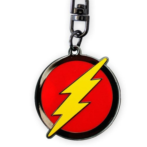 Portachiavi DC Comics The Flash dettaglio