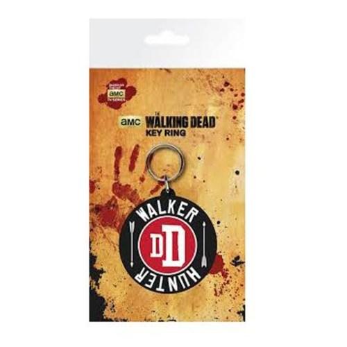 Portachiavi Daryl Dixon The Walking Dead in gomma