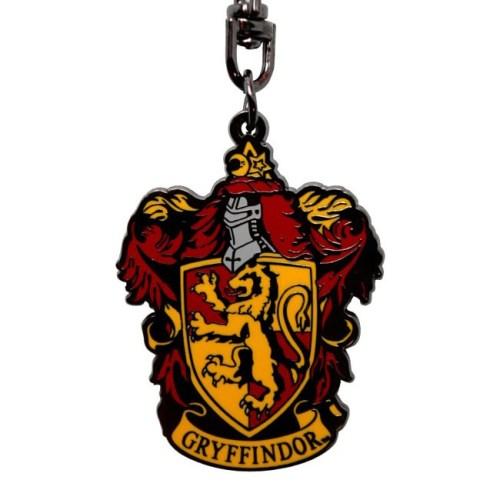 Portachiavi Harry Potter Grifondoro dettaglio