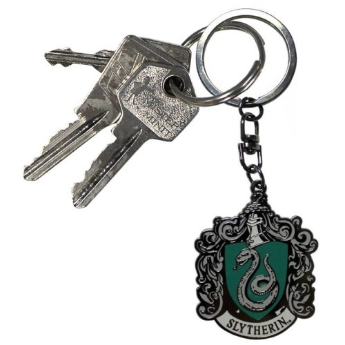 Portachiavi Harry Potter Serpeverde dettaglio chiavi