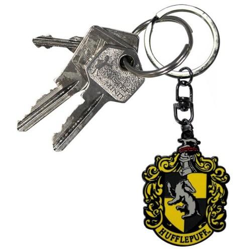 Portachiavi Harry Potter Tassorosso dettaglio chiavi