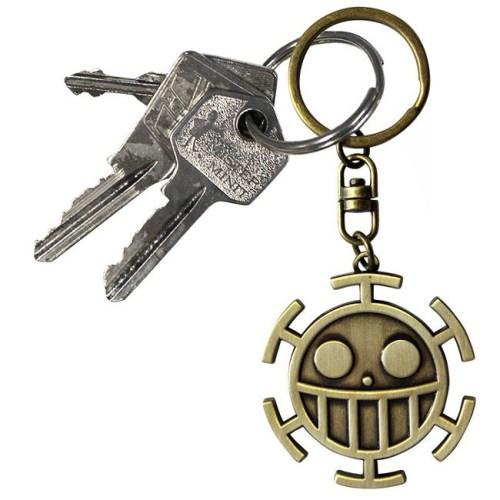 Portachiavi One Piece Trafalgar Law 3D dettaglio chiavi
