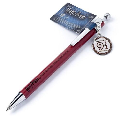 Penna con ciondolo Platform 934 Harry Potter