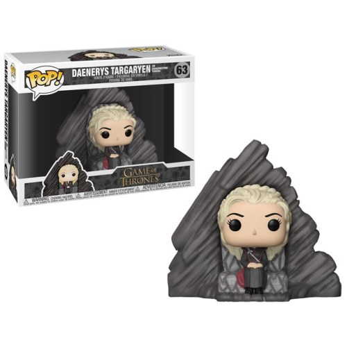 Funko Pop Daenerys Targaryen Game of Thrones 63