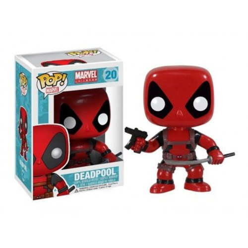 Funko Pop Deadpool Marvel 20