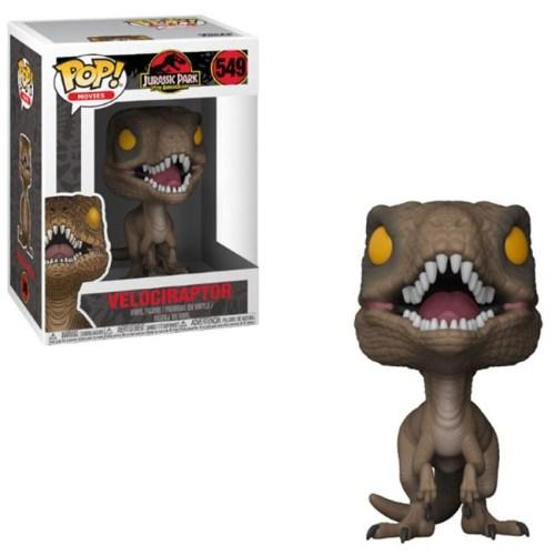 Funko Pop Velociraptor Jurassic Park 549