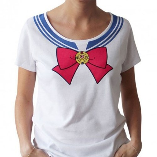 T-Shirt Sailor Moon Cosplay