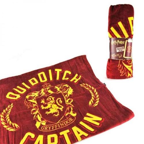 asciugamano quidditch captain harry potter