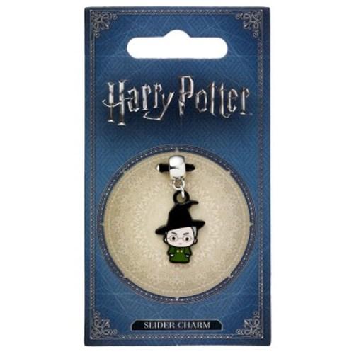 charm pendente Minerva Mcgranitt harry potter confezione