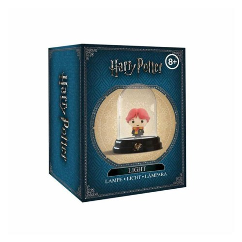 mini lampada campana Ron Weasley Harry Potter