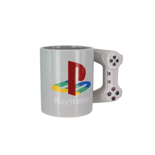 tazza playstation con manico Joypad