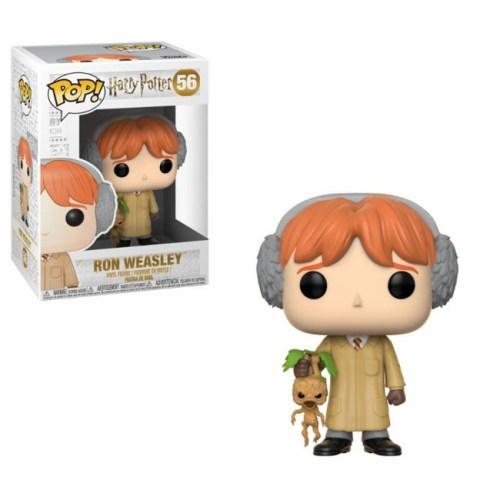 funko pop ron weasley herbology Harry Potter 56