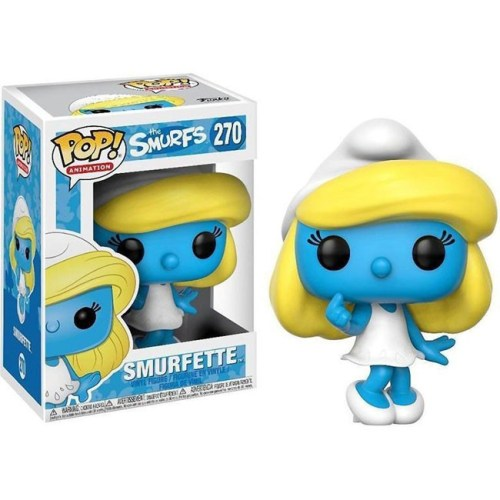 funko pop smurfette puffetta the smurf 270