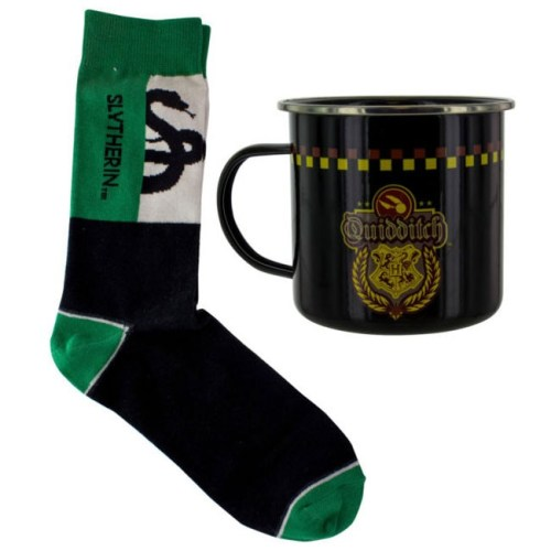 Gift Box tazza e calzini serpeverde harry potter