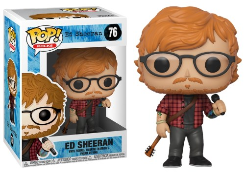 funko pop ed sheeran 76