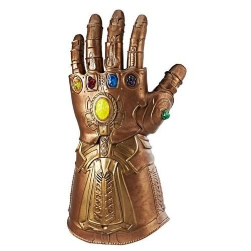 Replica Infinity Gauntlet con suoni luci e movimento Tanos Guardiani della Galassia