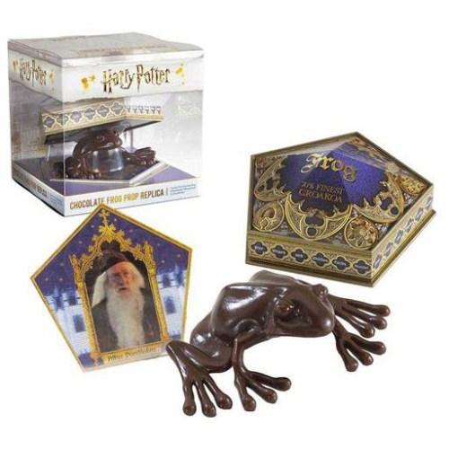 replica rana di cioccolato harry potter