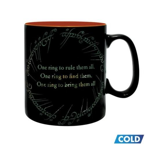 tazza magica il signore degli anelli freddo