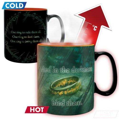 tazza magica il signore degli anelli