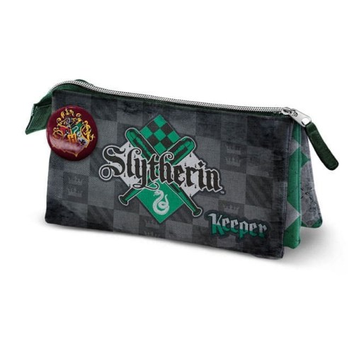 Astuccio Serpeverde Quidditch Harry Potter