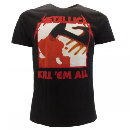 T-shirt Metallica Kill Em All