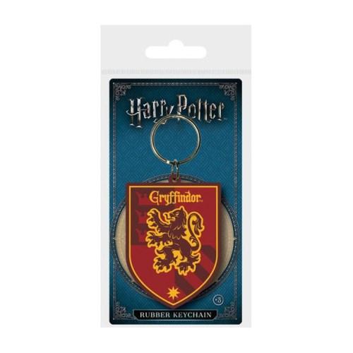 portachiavi Grifondoro Harry Potter in gomma
