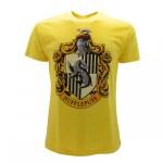 t-shirt gialla Tassorosso harry potter