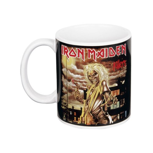 tazza iron maiden