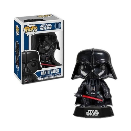 Funko Pop Darth Vader Star Wars 01