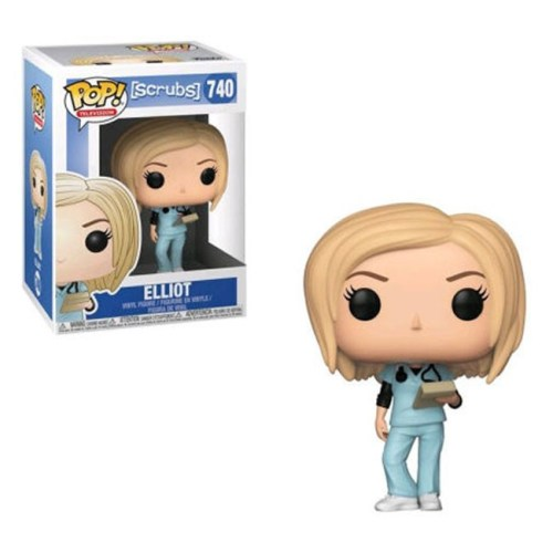 Funko Pop Elliot Scrubs 740