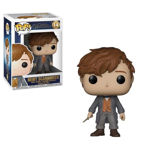 Funko Pop Newt Scamander the Crimes of Grindelvald 14