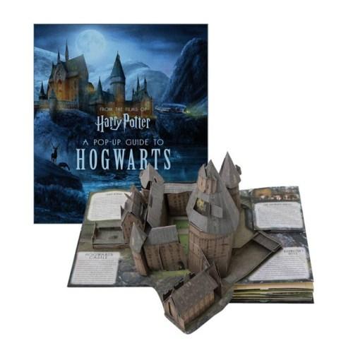 Libro 3D Popup Hogwarts Harry Potter