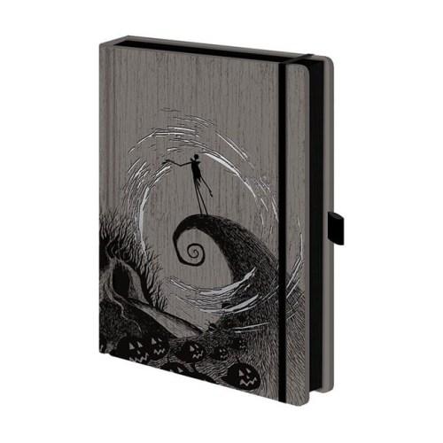 Notebook Nightmare before Christmas