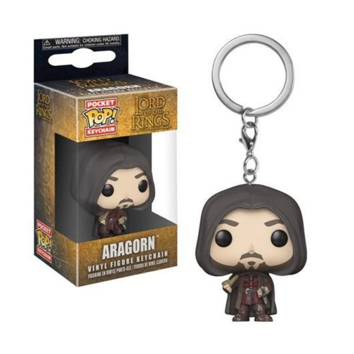 funko pocket keychain Aragorn Lord of the Ring
