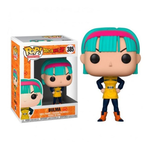 funko pop Bulma Dragon ball Z 385