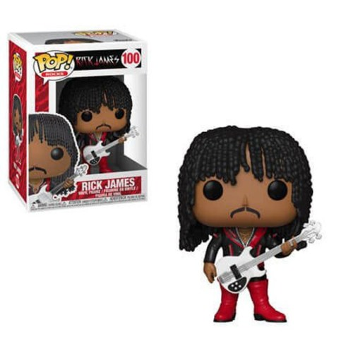 funko pop Rick James 100