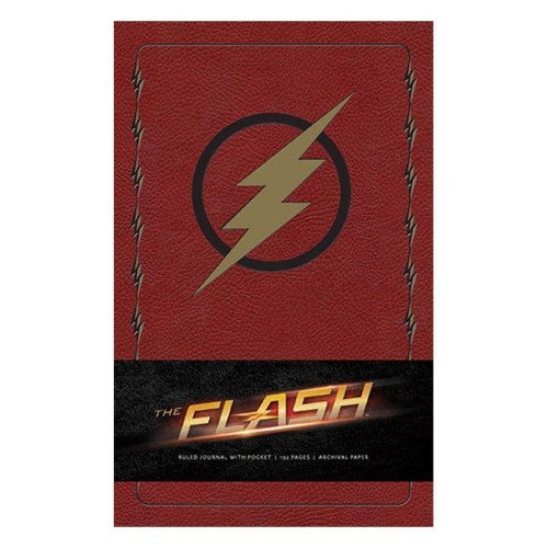 notebook the Flash dc comics