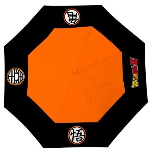 ombrello dragonball Z aperto