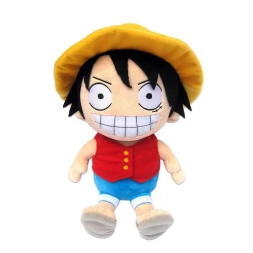 peluche Monkey D Rufy One Piece