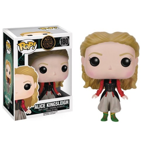 Funko Pop Alice Kingsleigh Alice through the Looking Glass 180 Disney
